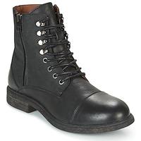 Παπούτσια Άνδρας Μπότες Selected TREVOR Black