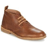 Παπούτσια Άνδρας Μπότες Selected ROYCE CHUKKALA Cognac