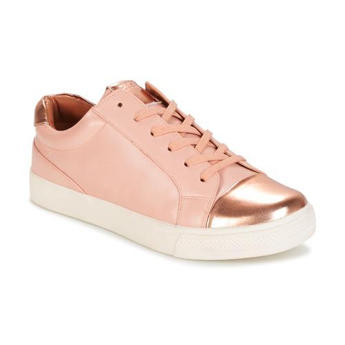 Παπούτσια Γυναίκα Χαμηλά Sneakers Only SIRA SKYE ροζ