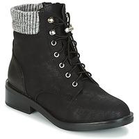 Παπούτσια Γυναίκα Μπότες Only ALEXANDRE Black