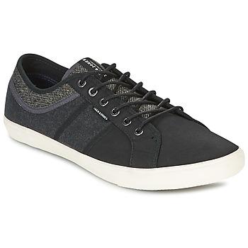 Παπούτσια Άνδρας Χαμηλά Sneakers Jack & Jones ROSS WINTER ANTHRACITE