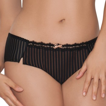 Εσώρουχα Γυναίκα Shorties / Boxers Curvy Kate SG2103 BLK/COPPER Black