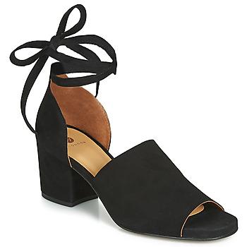 Παπούτσια Γυναίκα Σανδάλια / Πέδιλα Hudson METTA Black