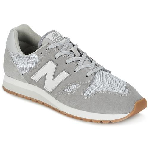 Παπούτσια Χαμηλά Sneakers New Balance U520 Grey