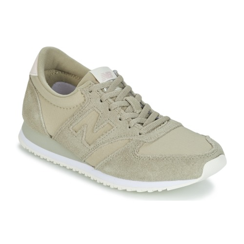 Παπούτσια Γυναίκα Χαμηλά Sneakers New Balance WL420 Beige