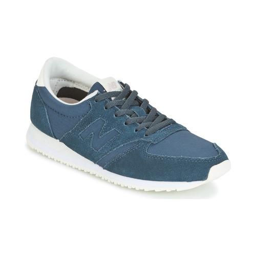 Παπούτσια Γυναίκα Χαμηλά Sneakers New Balance WL420 μπλέ