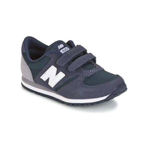 Παπούτσια Παιδί Χαμηλά Sneakers New Balance KE421 MARINE / Grey