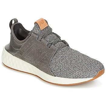 Παπούτσια Άνδρας Τρέξιμο New Balance CRUZ Grey / Άσπρο