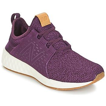 Παπούτσια Γυναίκα Τρέξιμο New Balance CRUZ BORDEAUX