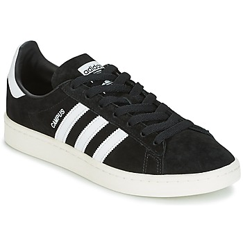 Παπούτσια Χαμηλά Sneakers adidas Originals CAMPUS Black