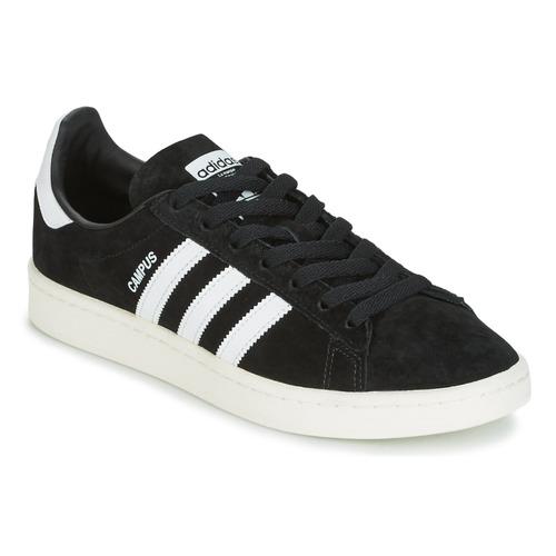 Παπούτσια Χαμηλά Sneakers adidas Originals CAMPUS Black