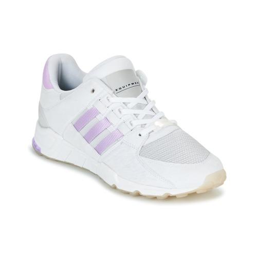 Παπούτσια Γυναίκα Χαμηλά Sneakers adidas Originals EQT SUPPORT RF W άσπρο