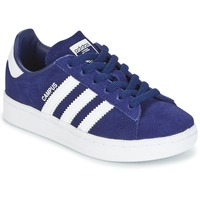Παπούτσια Αγόρι Χαμηλά Sneakers adidas Originals CAMPUS C MARINE