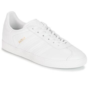 Παπούτσια Παιδί Χαμηλά Sneakers adidas Originals GAZELLE J άσπρο