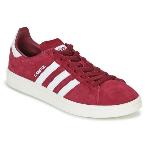 Παπούτσια Χαμηλά Sneakers adidas Originals CAMPUS Bordeaux