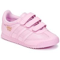 Παπούτσια Κορίτσι Χαμηλά Sneakers adidas Originals DRAGON OG CF I Ροζ
