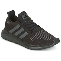 Παπούτσια Παιδί Χαμηλά Sneakers adidas Originals SWIFT RUN J Black