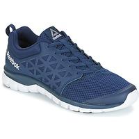 Παπούτσια Άνδρας Τρέξιμο Reebok Sport SUBLITE XT CUSHION MARINE / άσπρο