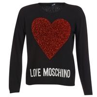 Υφασμάτινα Γυναίκα Πουλόβερ Love Moschino WS89G01X0683 Black