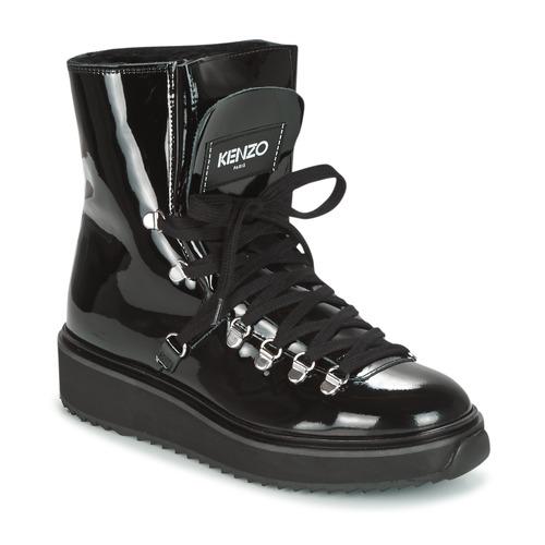 Παπούτσια Γυναίκα Snow boots Kenzo ALASKA Black