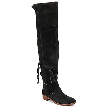 Παπούτσια Γυναίκα Ψηλές μπότες See by Chloé FLIROL Black