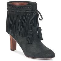 Παπούτσια Γυναίκα Μποτίνια See by Chloé FLIREL Black