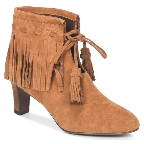 Παπούτσια Γυναίκα Μποτίνια See by Chloé FLARIL Cognac