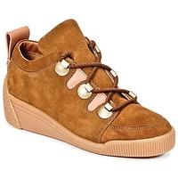 Παπούτσια Γυναίκα Χαμηλά Sneakers See by Chloé FLAVI Brown