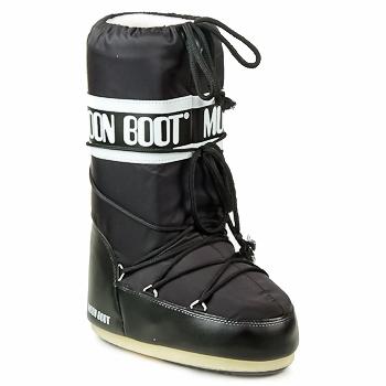 Παπούτσια Γυναίκα Snow boots Moon Boot MOON BOOT NYLON Black