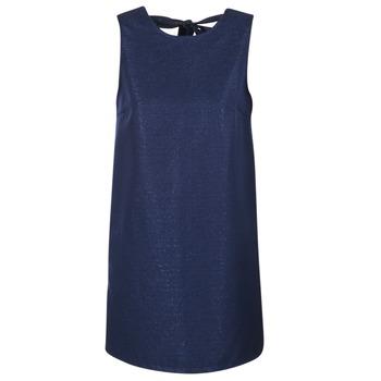Υφασμάτινα Γυναίκα Κοντά Φορέματα Casual Attitude GADINE MARINE