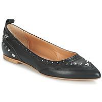 Παπούτσια Γυναίκα Μπαλαρίνες Love Moschino JA11010G14 Black