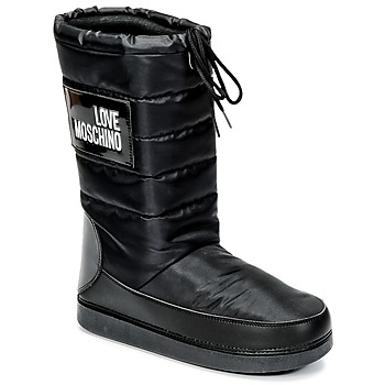 Παπούτσια Γυναίκα Snow boots Love Moschino JA24212G04 Black