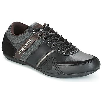 Παπούτσια Άνδρας Χαμηλά Sneakers Le Coq Sportif ANDELOT S LEA/2TONES Black