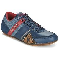 Παπούτσια Άνδρας Χαμηλά Sneakers Le Coq Sportif ANDELOT S LEA/2TONES μπλέ / Red
