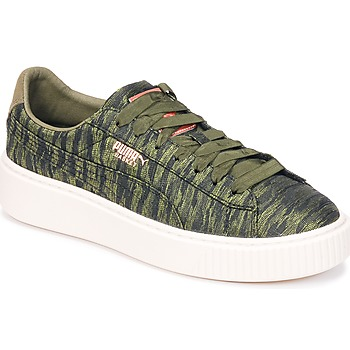 Xαμηλά Sneakers Puma Basket Platform Bi Color