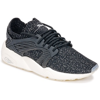 Παπούτσια Τρέξιμο Puma BLAZE CAGE EVOKNIT Black / Άσπρο