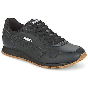 Παπούτσια Άνδρας Χαμηλά Sneakers Puma ST Runner Full L Black