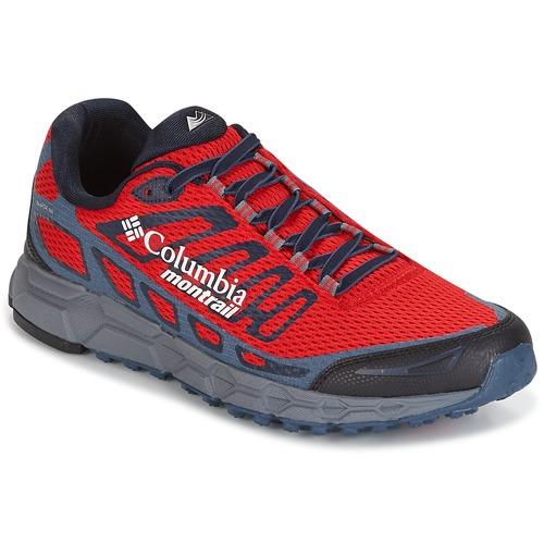 Παπούτσια Άνδρας Τρέξιμο Columbia BAJADA III Red