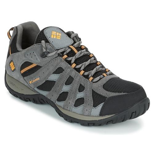 Παπούτσια Άνδρας Πεζοπορίας Columbia REDMOND WATERPROOF Black