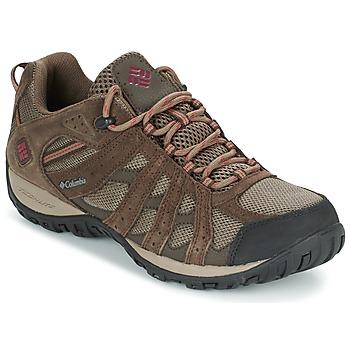 Παπούτσια Άνδρας Πεζοπορίας Columbia REDMOND WATERPROOF TAUPE