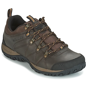 Παπούτσια Άνδρας Multisport Columbia PEAKFREAK VENTURE WATERPROOF Brown
