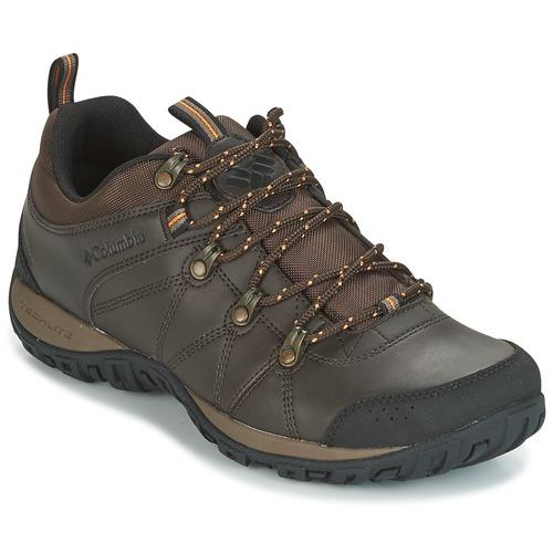 Παπούτσια Άνδρας Multisport Columbia PEAKFREAK VENTURE WATERPROOF Brown