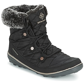 Παπούτσια Γυναίκα Snow boots Columbia HEAVENLY SHORTY OMNI-HEAT Black
