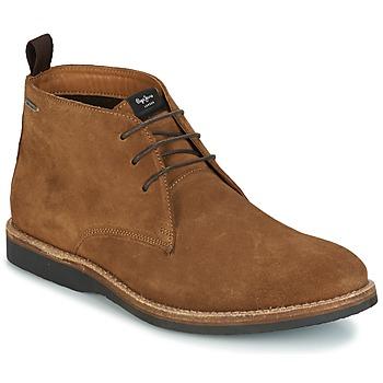 Παπούτσια Άνδρας Μπότες Pepe jeans KENT CHUCCA Brown