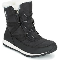 Παπούτσια Γυναίκα Snow boots Sorel WHITNEY SHORT LACE Black