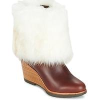Παπούτσια Γυναίκα Μπότες Sorel PARK CITY SHORT Brown