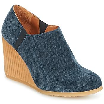 Παπούτσια Γυναίκα Χαμηλές Μπότες Castaner VIENA Μπλέ