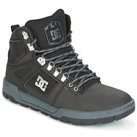Παπούτσια Άνδρας Ψηλά Sneakers DC Shoes SPARTAN HIGH WR Black / Grey