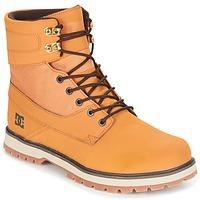 Παπούτσια Άνδρας Μπότες DC Shoes UNCAS M BOOT TBK Beige / Black / Brown