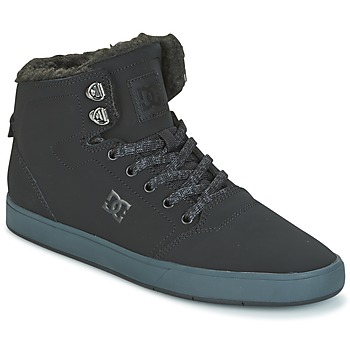 Παπούτσια Άνδρας Ψηλά Sneakers DC Shoes CRISIS HIGH WNT Black / Grey